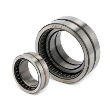 42 mm x 75 mm x 37 mm  Fersa F16045 angular contact ball bearings
